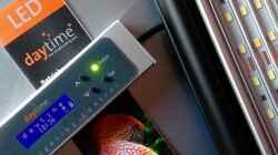 Technik im Aquarium Lido 200