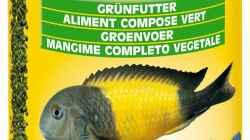 "Besatz im Aquarium Malawi african sea or ""Der Mühe Lohn"""