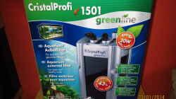 Filter: JBL CristalProfi e1501 greenline