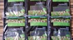 Dennerle Nano Garnelenkies Sulawesi schwarz a 2kg