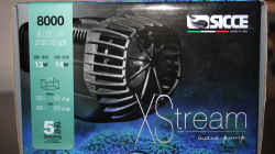 XS-Stream wave pump Sicce 8000 Liter