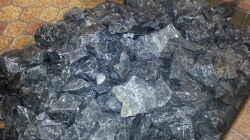 Kalkstein Negro-Anthrazit-Grau für die Steinaufbauten