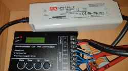 Led Time Controller mit Netzteil