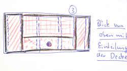 Bauanleitung Deckel - Teil 3