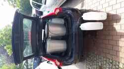 V60 wird zum Tankwagen / Beschaffung Osmosewasser