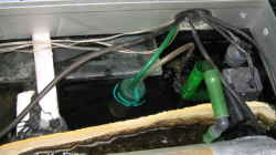 Klarkammer 24x12cm/Heitzung/Pumpe 250 l/h/Ozon