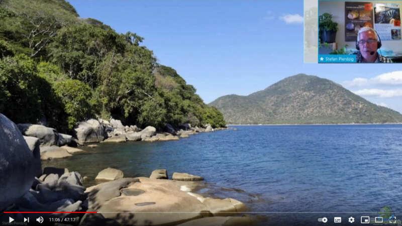 Onlinevortrag mit Reisebericht zum Lake Malawi