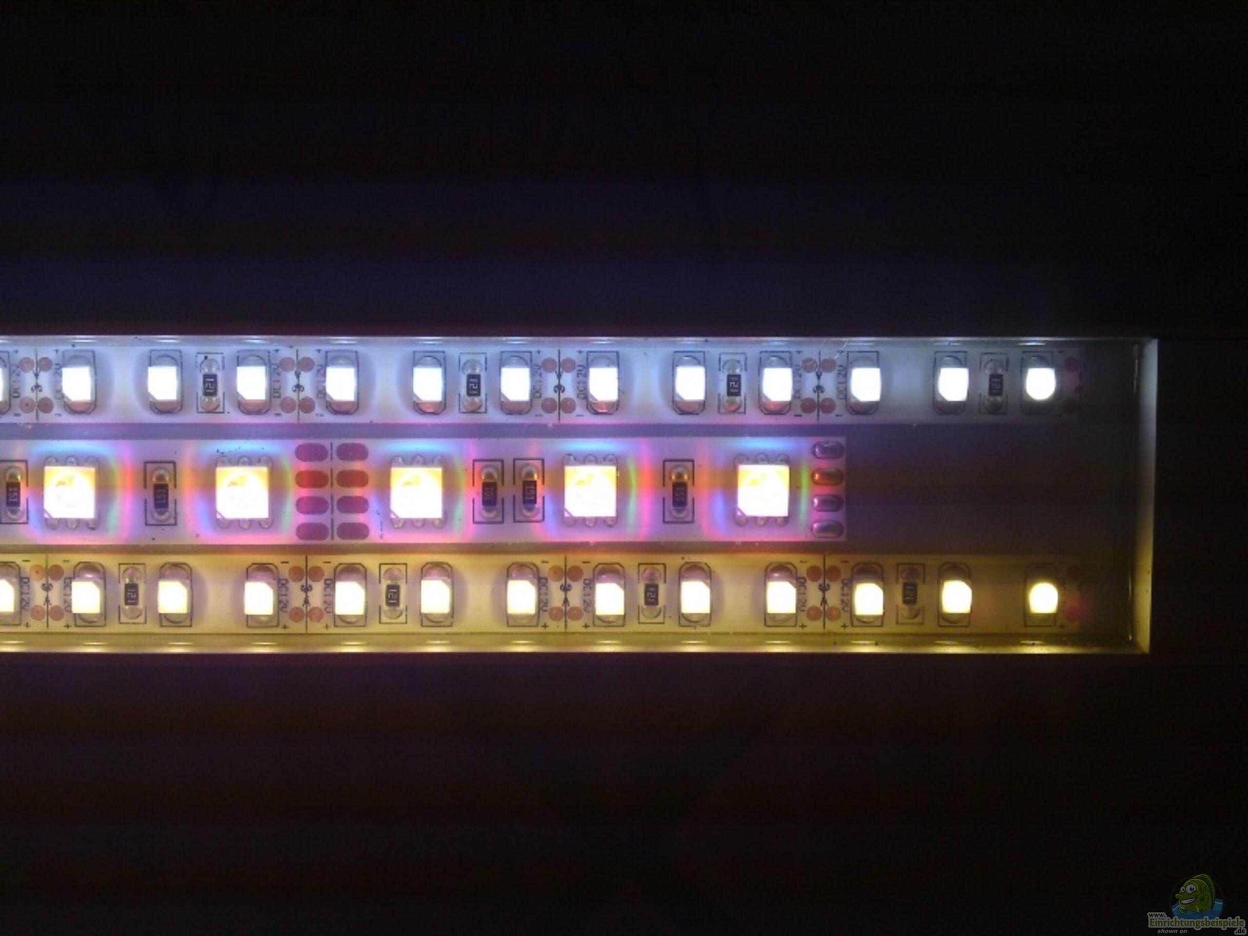 Selbstbau einer LED-Beleuchtung ... (Artikel 4018)
