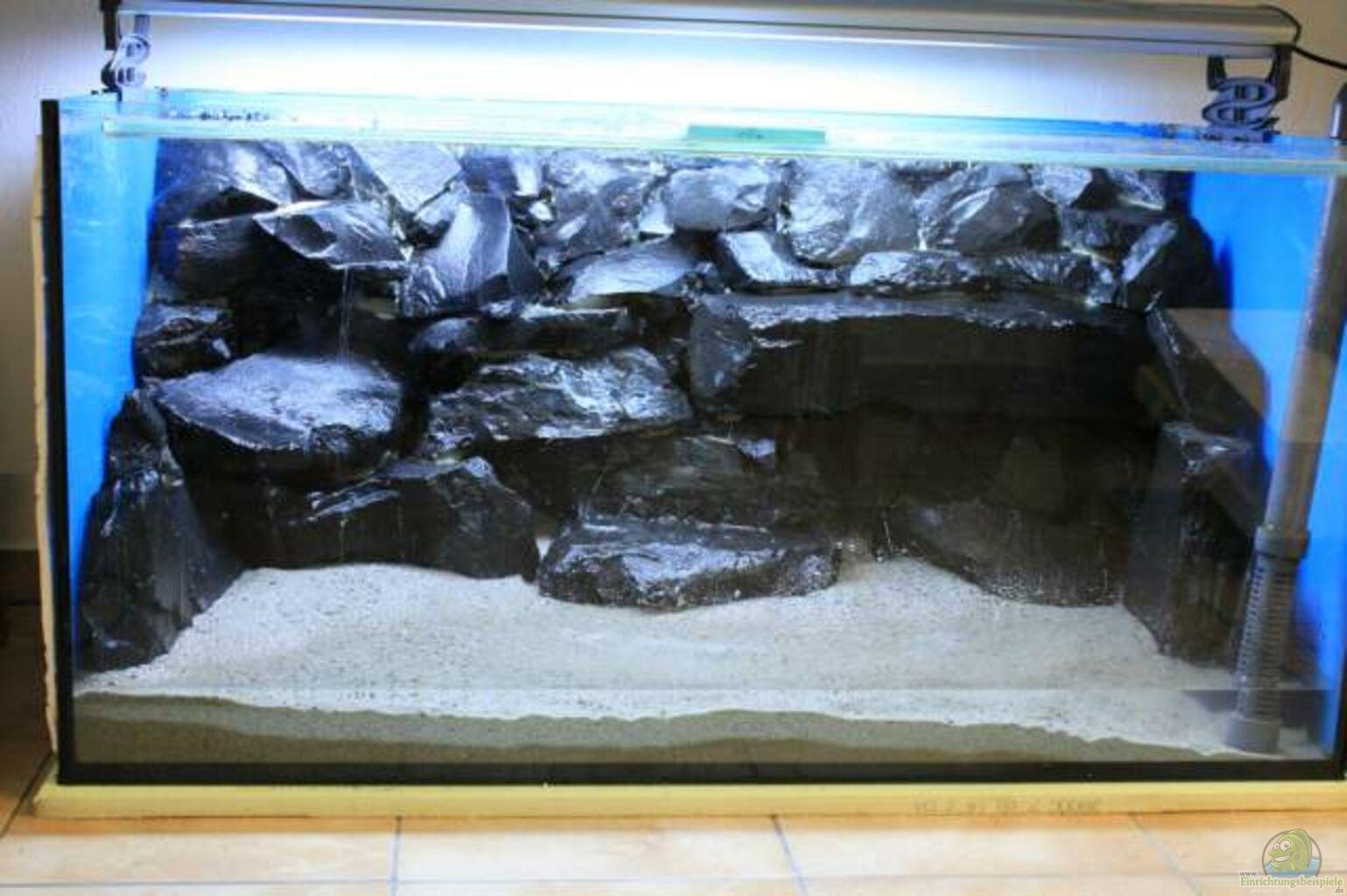 Aquarium von andy h becken rechteckig for Boden aquarium