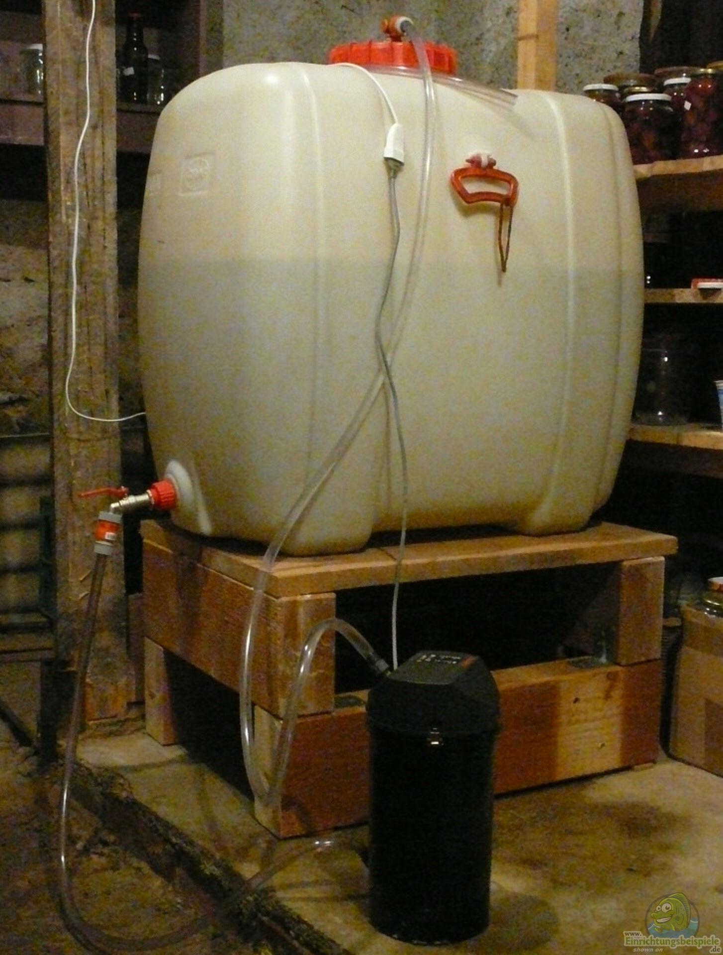 Regenwasser Zu Trinkwasser Aufbereiten : die alternative regenwassernutzung artikel 4154 ~ Watch28wear.com Haus und Dekorationen