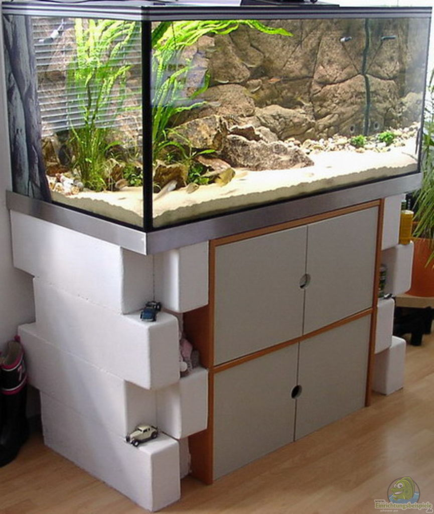 aquarium von norbert ruhnau becken 216. Black Bedroom Furniture Sets. Home Design Ideas