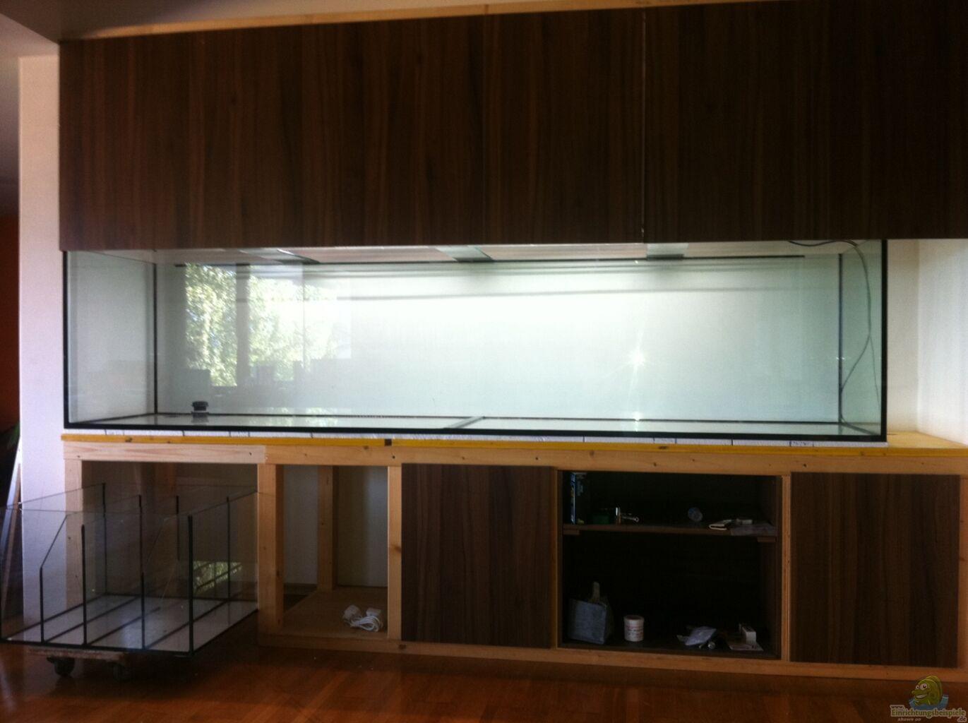 Aquarium von maxarl wohnzimmer schaubecken - Aquarium wohnzimmer ...