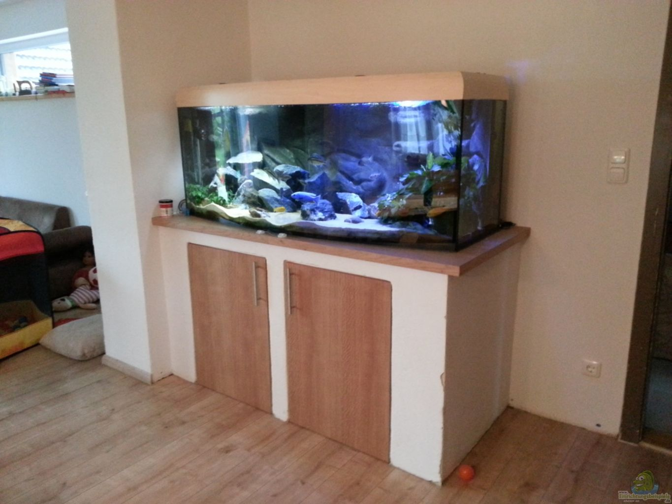 aquarium von udo lehr becken 26057. Black Bedroom Furniture Sets. Home Design Ideas