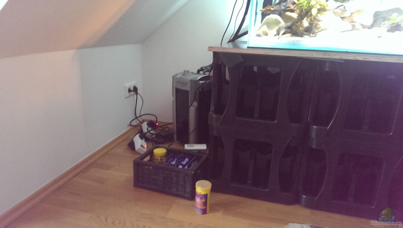 aquarium von dubfocus mittelamerika aquascape. Black Bedroom Furniture Sets. Home Design Ideas