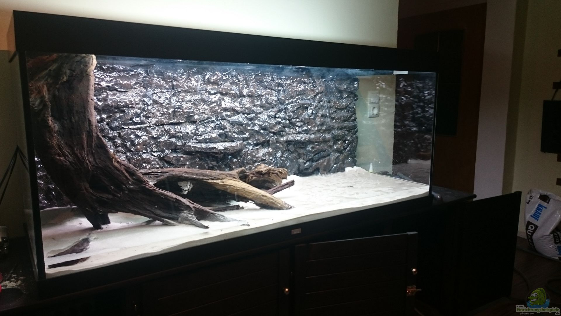 aquarium von dennisthemenis 35189 s damerika biotop. Black Bedroom Furniture Sets. Home Design Ideas