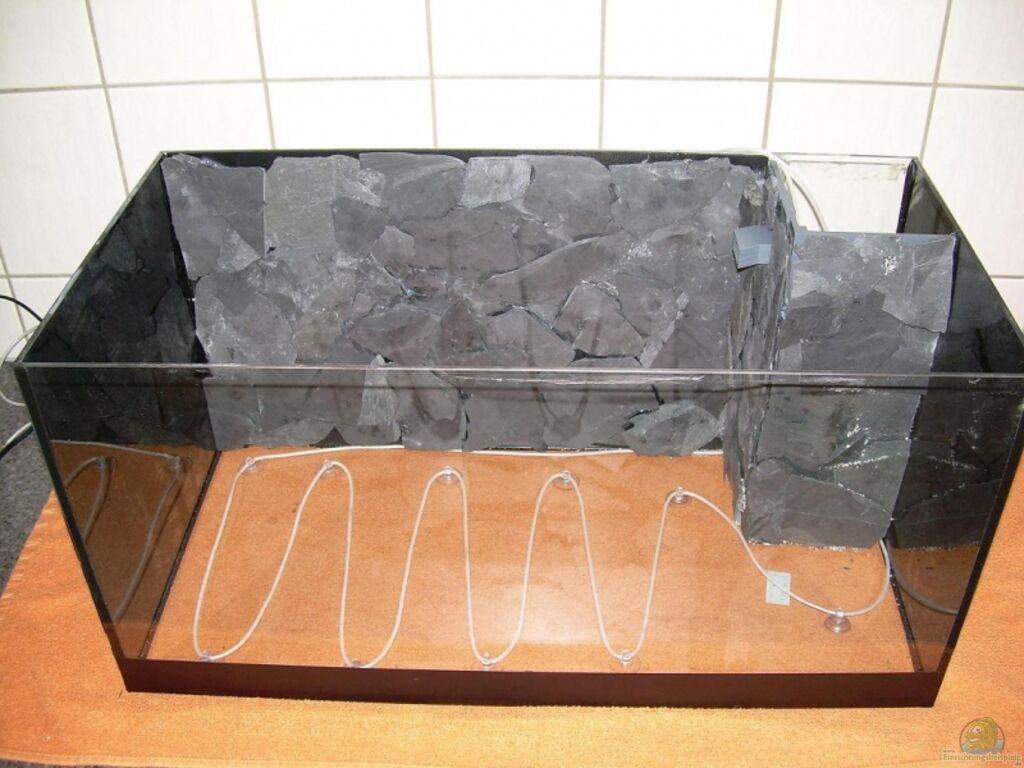 aquarium von holger bellen becken 9069. Black Bedroom Furniture Sets. Home Design Ideas